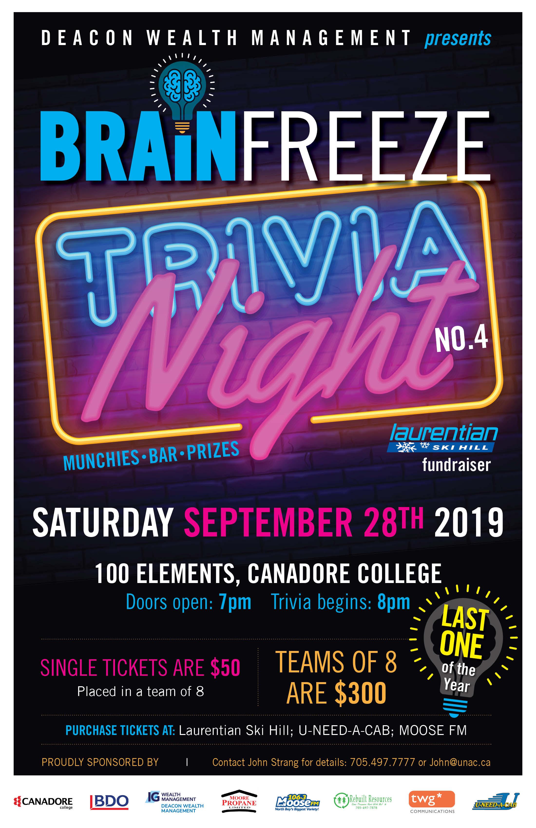 Brain Freeze #4