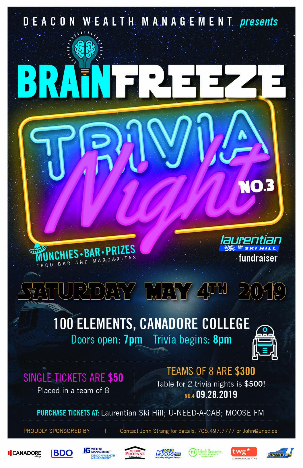 brain freeze May 2019