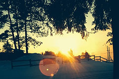 sunrise 160x240